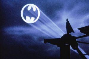 Il mitico Bat Segnale
